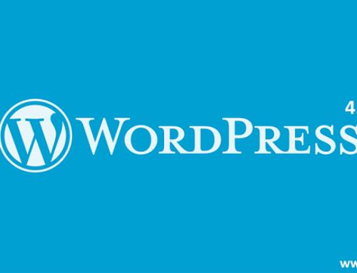 ووردبريس 4.7.4 تحديثات جديدة لووردبريس