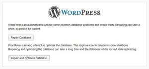 حل مشكلة ووردبريس خطأ في إنشاء اتصال بقاعدة البيانات